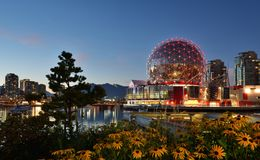 Vancouver Science World Stock Photo