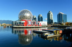 Vancouver Science World, BC, Canada Royalty Free Stock Image