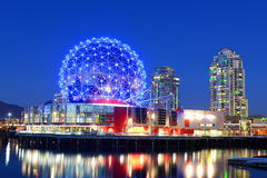 Vancouver Science World, BC, Canada Stock Images