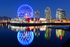 Vancouver Science World, BC, Canada Royalty Free Stock Photo
