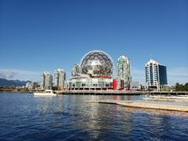 Vancouver Science World royalty free stock image