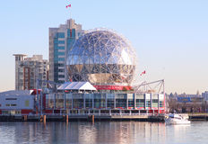 Vancouver Science World royalty free stock photos