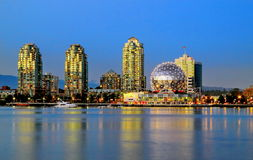 Vancouver Science World museum Royalty Free Stock Image