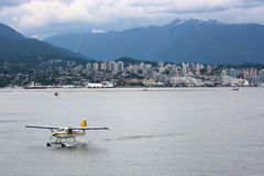 Vancouver Sea Plane Stock Images