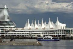 Vancouver Seabus Fotos de archivo