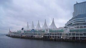 VANCOUVER - SEPTEMBER 2014: Kanada-Platz stockbild