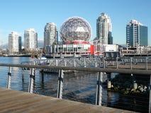 Vancouver-Skyline Stockfotografie
