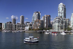 Vancouver Skyline - Canada Stock Image