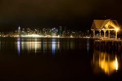 Vancouver Skyline Canada Royalty Free Stock Photos