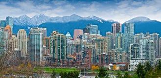 Vancouver stad Royaltyfri Bild