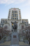 Vancouver stadshus Arkivfoto