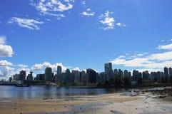 Vancouver-Stadt Lizenzfreie Stockfotografie