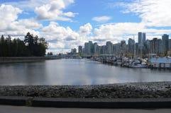 Vancouver-Stadt Stockfotografie