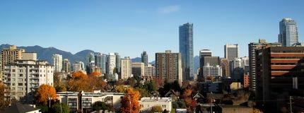 Vancouver-Stadt stockbilder