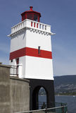 Vancouver-Stadt-Leuchtturm Lizenzfreies Stockbild