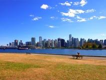 Vancouver-Stadtbild Stockbild