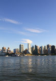 Vancouver-Stadtbild Stockfoto