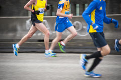 2013 Vancouver Sun Run Royalty Free Stock Photography