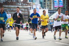 2013 Vancouver Sun Run Stock Photography