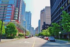 Vancouver system transportu zdjęcie royalty free