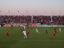 Vancouver at Toronto FC Stock Photography