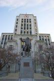 Vancouver urząd miasta zdjęcie stock