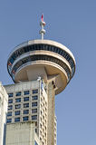 Vancouver utkik Royaltyfria Bilder