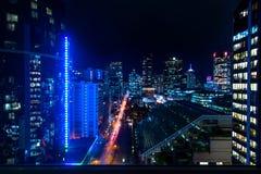 Vancouver van de binnenstad Royalty-vrije Stock Afbeelding