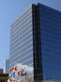 Vancouver van de binnenstad, BC, Canada Royalty-vrije Stock Afbeeldingen