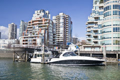Vancouver Waterfront Stock Image
