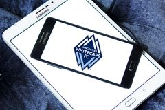 Vancouver Whitecaps FC soccer club logo Royalty Free Stock Photography