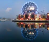 Vancouver-Wissenschafts-Mitte Stockfotos
