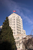 VancouverRathaus lizenzfreies stockbild