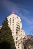 VancouverRathaus, Vancouver BC lizenzfreie stockfotos