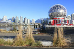 Vancouvers Old Expo Site Stock Photography