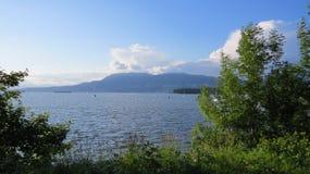 Vancover del lago Fotos de archivo libres de regalías