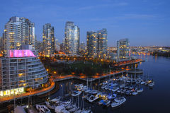 Vancôver, Canadá Fotografia de Stock Royalty Free