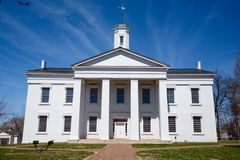Vandalia State House Royalty Free Stock Photo