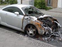 Vandalism in Berlin Stock Photos