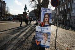 VANDALISME ΕΝΑΝΤΙΑ ΣΕ VESTRE COUNILC CANDATES Στοκ φωτογραφία με δικαίωμα ελεύθερης χρήσης