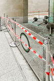 Vandalismuszerstörung Lizenzfreie Stockbilder