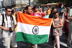 Vande Mataram Photos stock