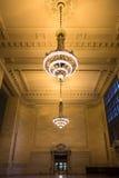 Vanderbilt Hall Grand Central Station Imagen de archivo libre de regalías