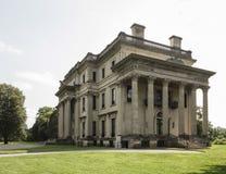 Vanderbilt herrgård Arkivfoto