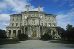 The Vanderbilt Mansion Royalty Free Stock Image