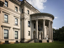 Vanderbilt Mansion Royalty Free Stock Photography
