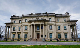 Vanderbilt Mansion National Historic Site - Hyde Park NY Royalty Free Stock Images