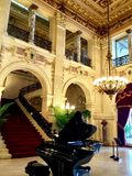 Vanderbilt mansions Newport Rhode Island stock photography