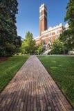 Vanderbilt-Universitätsgelände stockbilder