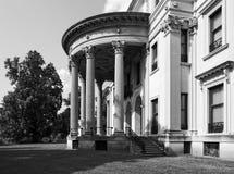 Vanderbilt-Villa Stockfotos